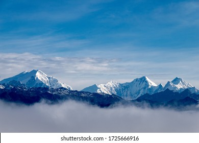 The Landscape and mountain of Himalayas of Arunachal Pradesh. - Shutterstock ID 1725666916