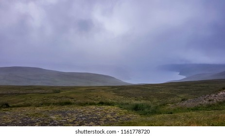 Landscape from Nordkapp