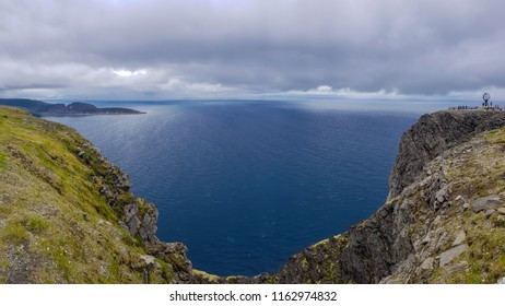 Landscape from Nordkapp, Norway