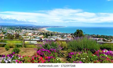 A Landscape Photo I Took Somewhere in Ventura, California