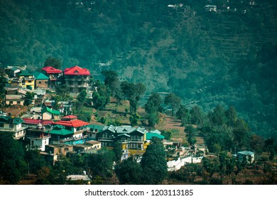 Landscape photography in Kasauli