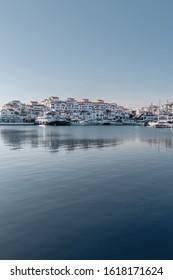 Landscape in Puerto Banus, Marbella