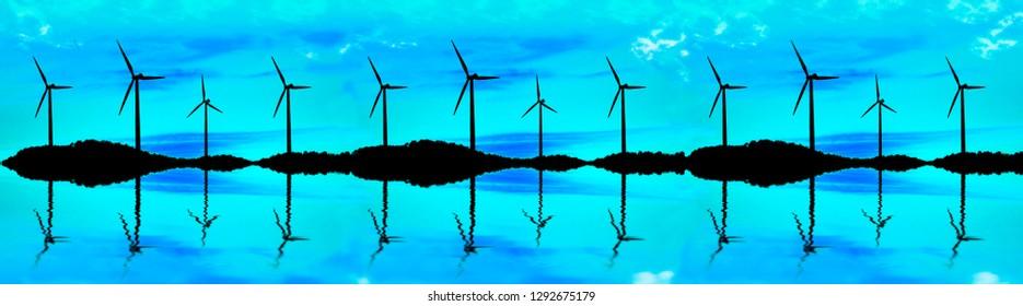 landscape of renewable energy