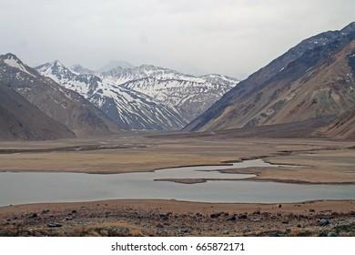 Landscape reservoir