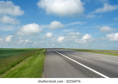 landscape: roadside