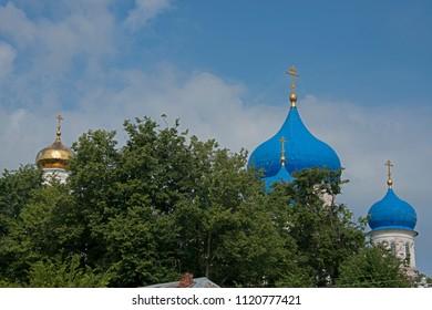 LANDSCAPE: rural urbanism - domes of church