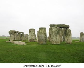 The landscape of Stonehenge -part2-