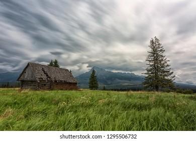 Landscape    Sumer  Slovakia Moutain Krivan