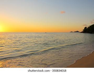 Landscape Tranquility Shore