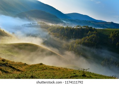 Landscape from Transylvania - Romania (Dumesti - Salciua Alba)