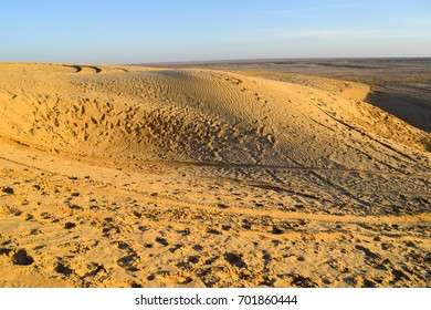 Landscape of Tunisia. Northern Africa