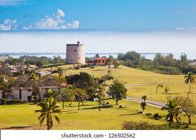 Landscape of Varadero, Cuba