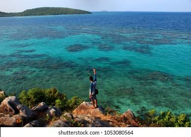 Karimun Jawa Beach Images Stock Photos Vectors Shutterstock