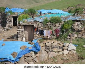 landscapes from ardahan village