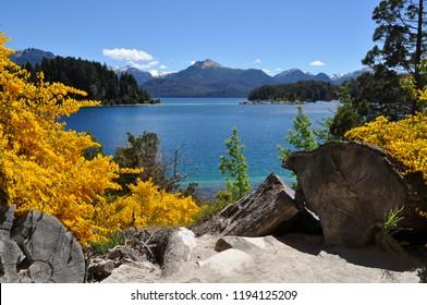 Landscapes of Bariloche, Argentina