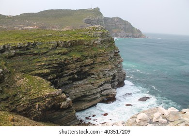 Landscapes of the Cape Point , South Africa