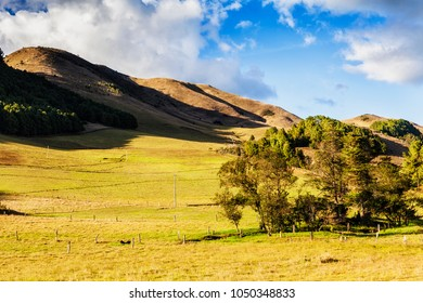Landscapes close to Suesca in Colombia.