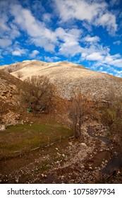 Landscapes of Middle Asia (Uzbekistan)