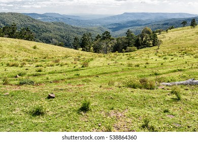 Landscapes of Rosins Lookout