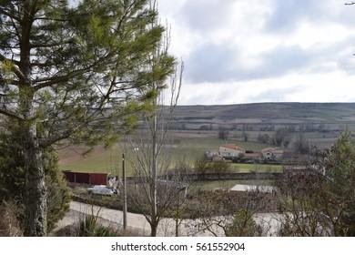 Landscapes of Villages.