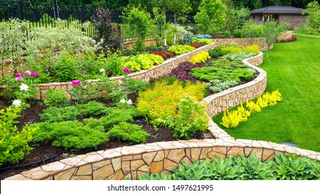 Natural Landscaping Images Stock Photos Vectors Shutterstock