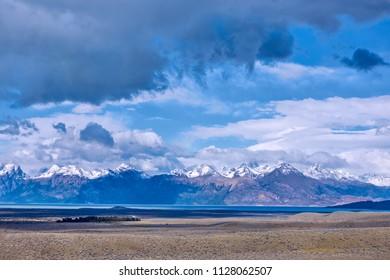 Landschaft in Argentinien.