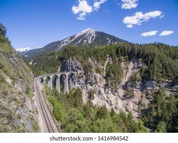 Landwasser viaduct, Unesco world Heritage