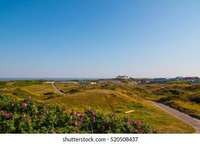 Langeoog, german island