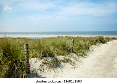 Langeoog Island Germany North Sea