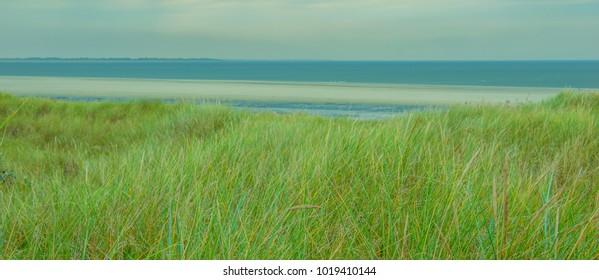 Langeoog Island natural reserve