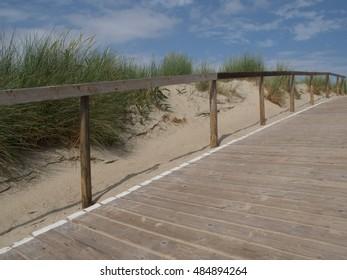 Langeoog in the North sea