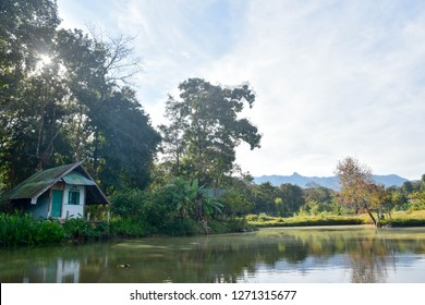 Lanna cafe in Pai, Pai is a small town in northern Thailand's Mae Hong Son Province, near the Myanmar border, about 146 km (91 mi) northwest of Chiang Mai on the northern route to Mae Hong Son.