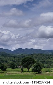 lanscape from countryside