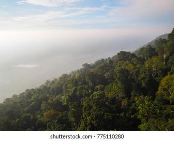 lanscape mountain view