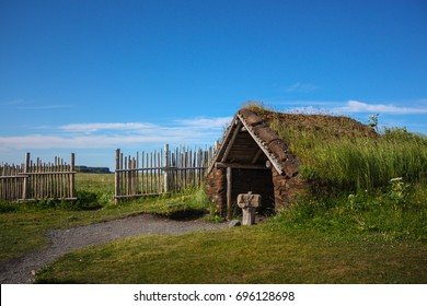 L'Anse aux Meadows National Historic Site, Newfoundland