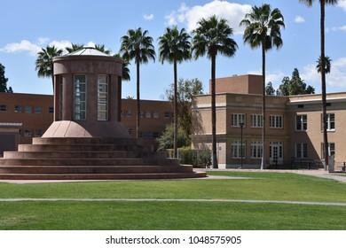 The Lantern at Arizona State University Hayden Library Tempe Arizona 3/17/18