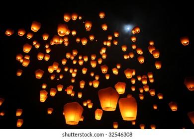 lantern fly high