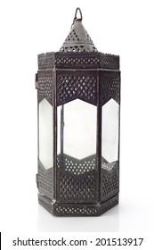 Lantern Isolated, Ramadan Lamp Concept