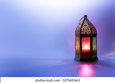 Lantern for Ramadan and Eid Greeting