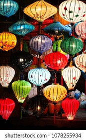 Lanterns at Hoi An night market