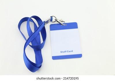 Lanyard For Badge Tag