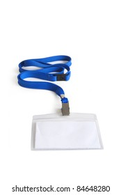lanyard with ID card holder