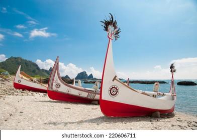 Lanyu canoe
