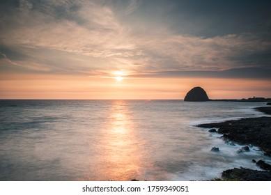 Lanyu Sunset, Taiwan & Beauty Sunset