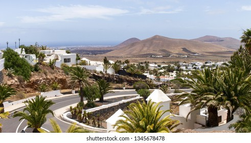 Lanzarote, Spain: Lagomar, a complex of about 7000sqm
