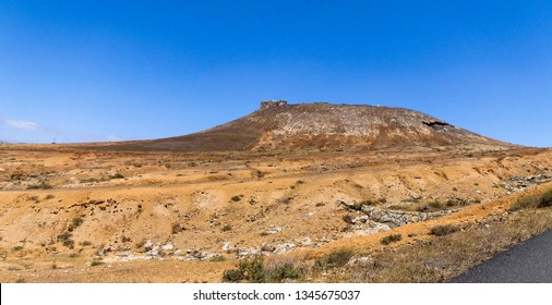 Lanzarote, Spain: territory in the surroundings of Guanapay
