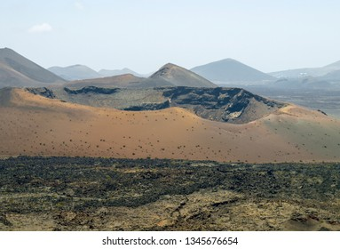 Lanzarote, Spain: Timanfaya National Park is a national park in the Canary Islands