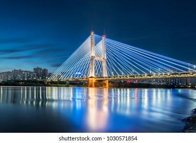 Lanzhou Silver Beach Bridge
