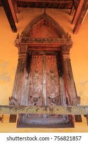 Lao Temple Vientiane