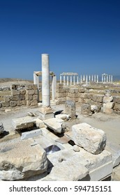 Laodicea - ancient Roman city ruins in western Turkey
